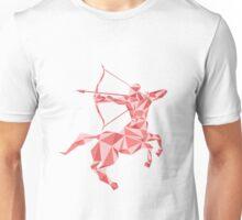 Zodiac Sagittarius Unisex T-Shirt