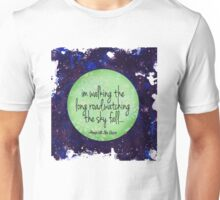 watching the sky fall Unisex T-Shirt