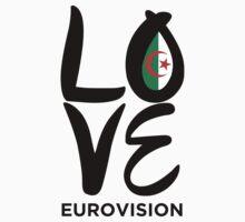 Love Eurovision [Algeria] Baby Tee