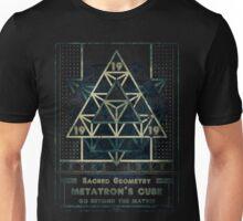 SACRED GEOMETRY METATRON MATRIX Unisex T-Shirt