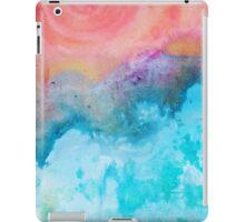Blue Zen iPad Case/Skin