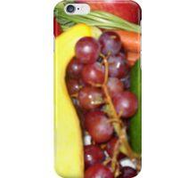 Fruit and Veggies iPhone Case/Skin
