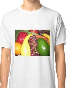 Fruit and Veggies Classic T-Shirt