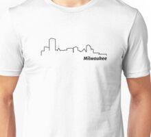 Milwaukee, Wisconsin Unisex T-Shirt