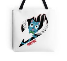 Black Fairy Tail (Happy Session) Tote Bag