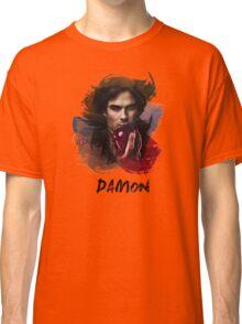 Damon - The Vampire Diaries Classic T-Shirt