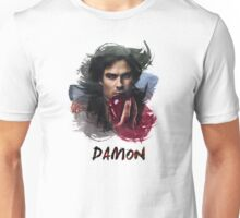 Damon - The Vampire Diaries Unisex T-Shirt