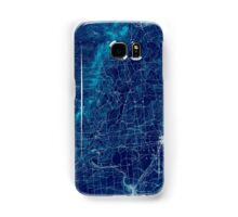 New York NY Saratoga 148433 1902 62500 Inverted Samsung Galaxy Case/Skin