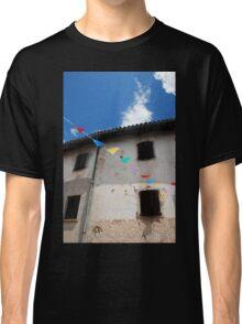 Rural Friulian Building Classic T-Shirt