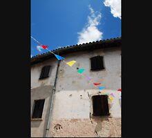 Rural Friulian Building Pullover