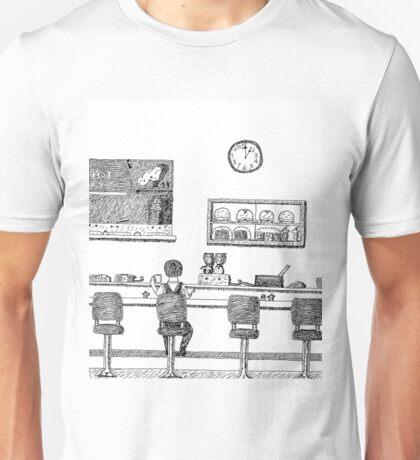 The Restaurant Sitter Unisex T-Shirt