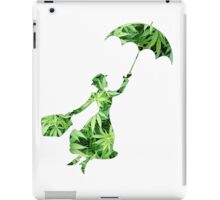 Weed Mary Poppins iPad Case/Skin