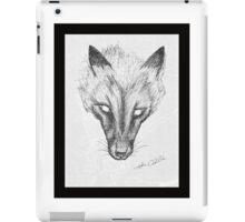 Night Fox iPad Case/Skin