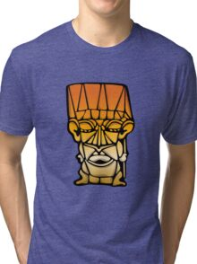 Twilight Tiki Tri-blend T-Shirt