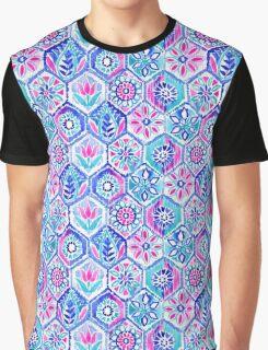 Portuguese mosaic  Graphic T-Shirt