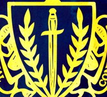 panhel navy Sticker