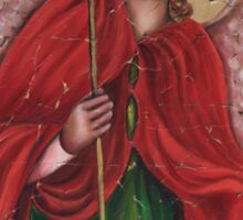 Archangel by Lena Owens/OLena Art Sticker