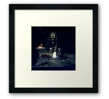 Night of the Zombies Framed Print
