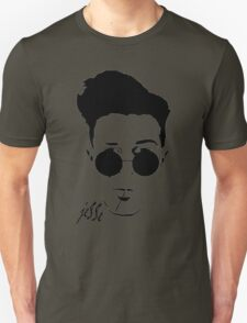 Jesse Rutherford Pop Art / The Neighbourhood (BLACK) T-Shirt