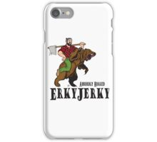 Erky Jerky - Absurdly Rugged iPhone Case/Skin