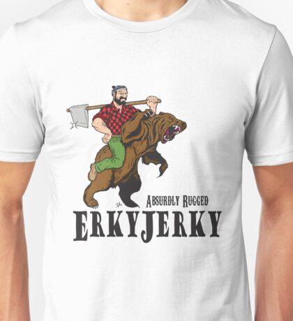 Erky Jerky - Absurdly Rugged Unisex T-Shirt