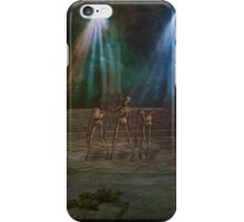 Zombie Party iPhone Case/Skin