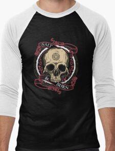Salt & Burn Men's Baseball ¾ T-Shirt