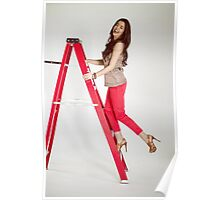 Photoshoot - Up The Ladder Poster