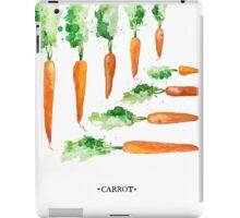 Carrot Matrix iPad Case/Skin
