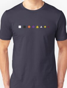 The Witness - Puzzle Types T-Shirt
