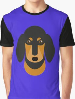 Sausage Dog Graphic T-Shirt
