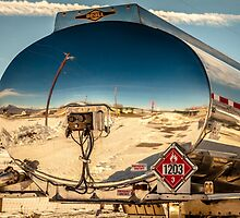 Time to reflect by Trevor Middleton