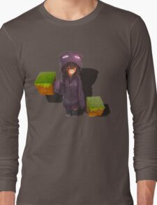 Minecraft Long Sleeve T-Shirt