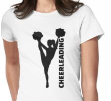 Cheerleading Womens Fitted T-Shirt