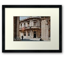 La Habana Vieja  (Havana) Framed Print