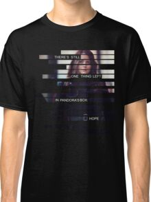 Root - Person of Interes - Quote Classic T-Shirt