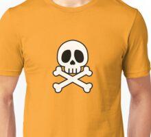 ALBATOR HARLOCK white-det Unisex T-Shirt