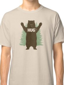 Bear Hug (Reworked) Classic T-Shirt