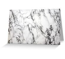Marble Greeting Card