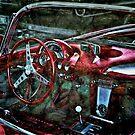 Red as in Vette by Steve Walser