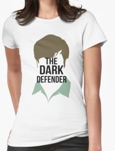 Dexter - The Dark Defender Womens Fitted T-Shirt