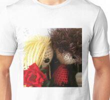 Pocket Captain Swan - A Rose for My Love Unisex T-Shirt