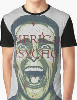 American Psycho Graphic T-Shirt