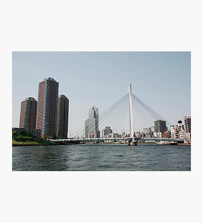 Tokyo Bridge, Japan Photographic Print