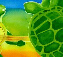 Fire Play Terrapin Turtles Sticker