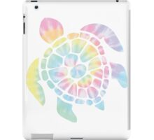 Tie Dye Sea Turtle iPad Case/Skin