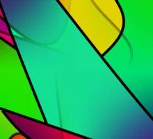 Color Evolution Sticker