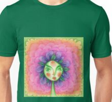 Purple blooming Unisex T-Shirt