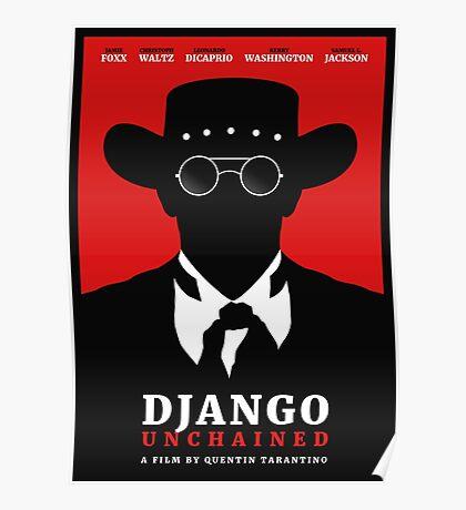 Django Unchained film poster Poster