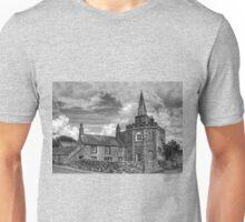 Spire House Farm - B&W Unisex T-Shirt